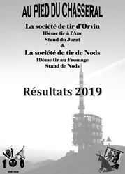 resultats tirs from ane 2019